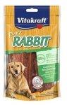 Vitakraft 0143 Rabbit paski mięsne 80g dla psa