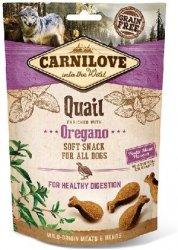 Carnilove Dog Snack 7359 Qual & Oregano 200g