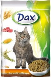 Dax 11265 sucha drób warzywa 1kg dla kota