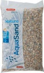 ZOLUX 346405 Żwirek Aqua Nature kwarc żółty 1kg