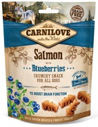 Carnilove Dog Snack 8851 Salmon & Blueberries 200g