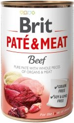 Brit Care Pate&Meat Beef 400g
