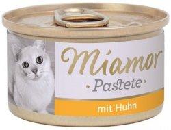 Miamor 74015 Kurczak 85g pasztecik dla kota