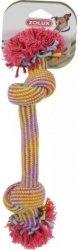 Zolux 480355 Zabawka sznurowa 2 węzły kolor 25cm