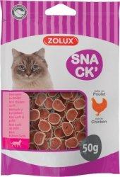 Zolux 582153 Przysmak kota mini sushi z kura 50g