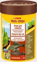 Sera 00510 Wels Chips 100ml dla bocji i sumy