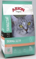 Arion 8728 Cat Original Derma Salmon 300g