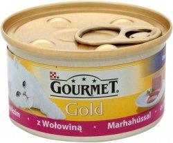 Gourmet Gold 85g Mus z wołowina