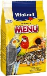 Vitakraft 10621 Menu 1kg dla średnich Papug