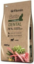 Fitmin Cat 400g Purity Dental