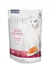 Piper 2094 z łososiem saszetka 100g kot