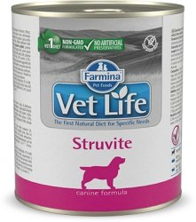 Vet Life Dog 2833 Natural Diet 300g Struvite