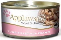 Applaws 1008 Tuna and Prawn 70g puszka dla kota