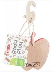 Zolux 209737 Zabawka drewniana RodyPlay jabłko