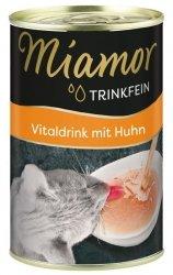 Miamor 74361 VitalDrink z kurczakiem 135ml