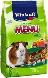 Vitakraft 18121 Menu Vital 1kg karma dlła świńki