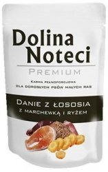 Dolina Noteci 4720 Danie z Łosoś marchew ryż 100g