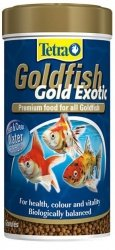 Tetra 753129 Goldfish Gold Extic 250ml