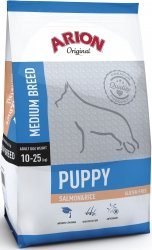 Arion 5086 Original Puppy Medium Salmon 3kg