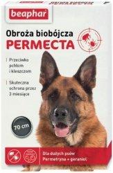 Beaphar 13393 Permecta obroża dla dużych psów