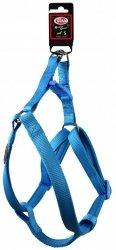 Pet Nova 1666 Szelki nylon 1,5cm 37-50cm błękit S