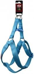 Pet Nova 1680 Szelki nylon 2,5cm 47-68cm błękit XL