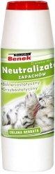 Benek 3846 Neutralizator zapachów odkażacz Herbata