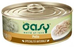 OASY 0487 Naturale Filet z kurczaka puszka 70g