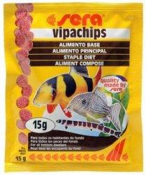 Sera 00516 Vipachips 15g saszetka chipsy tonace