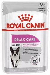 Royal 270380 CCN Dog Relax Care pasztet sasze 85g