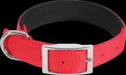 ZOLUX 466728RGE Obroża komfort 50cm/25mm czerwona