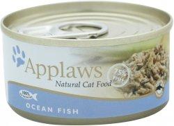 Applaws 1005 Ocean Fish 70g puszka dla kota