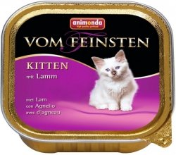 Animonda 83453 Vom Feinsten Kitten Jagnięcina 100g