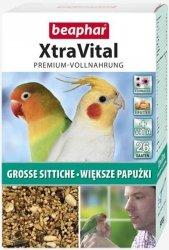 Beaphar 16239 XtraVital dla papug średnich 500g