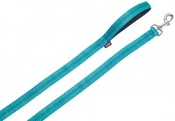 Nobby 78508-34 Smycz Soft Grip 120cm 10mm turkus