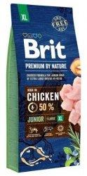 Brit Premium By Nature XL Junior 3kg