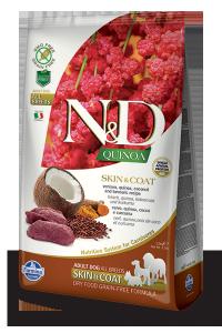 ND Dog NG 5615 Adult Quinoa 2,5kg Skin&Coat Veniso