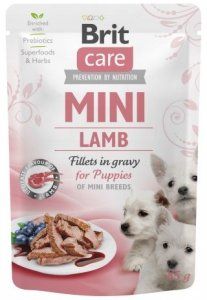 Brit Care Mini 85g Puppy Lamb saszetka