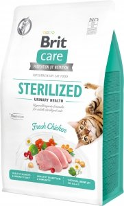 Brit Care Cat Grain Free Sterilized Urinary 2kg