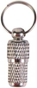 Trixie 4151 Adresówki Srebne małe 1szt/blister