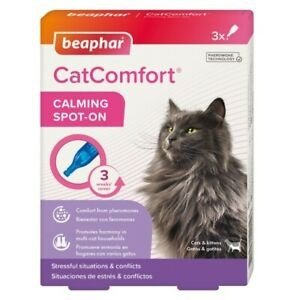 Beaphar 12252 CatComfort Spot on 3x0,55ml