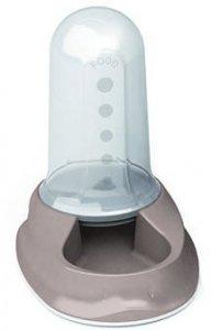 Zolux 98200 Dystryb pokarm/woda SMART 0,8l brąz