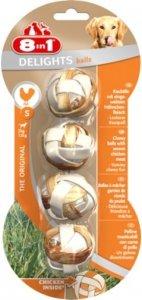8in1 107798 Przysmak Delights Balls S 4szt