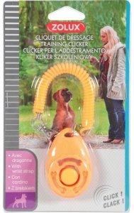 Zolux 487039 Kliker do szkolenia psa