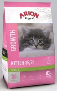 Arion 8704 Cat Original Kitten Chicken 300g