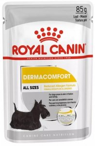 Royal 270360 CCN Dog Dermacomfort pasztet sasz 85g