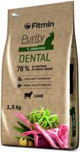 Fitmin Cat 1,5kg Purity Dental