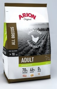 Arion 9528 Grain Free Chicken Potato 12kg