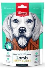 Wanpy 0046 Miękkie Paseczki z jagnięciny 100g psa