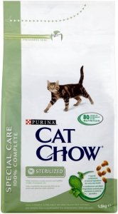 Purina Cat Chow 1,5kg Special Care Sterilized